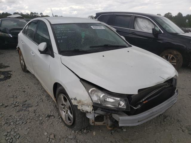 Salvage cars for sale from Copart Byron, GA: 2012 Chevrolet Cruze LT