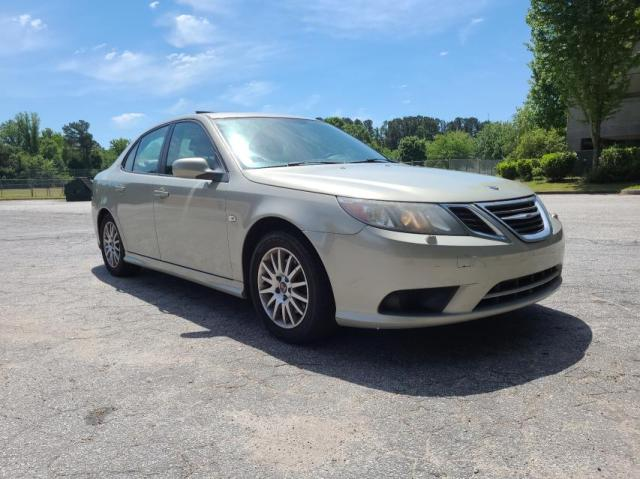 Salvage cars for sale from Copart Austell, GA: 2008 Saab 9-3 2.0T