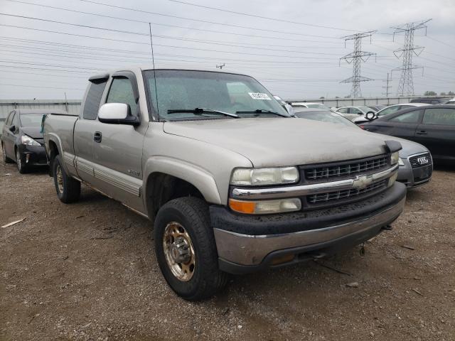 Vehiculos salvage en venta de Copart Cudahy, WI: 2000 Chevrolet Silverado