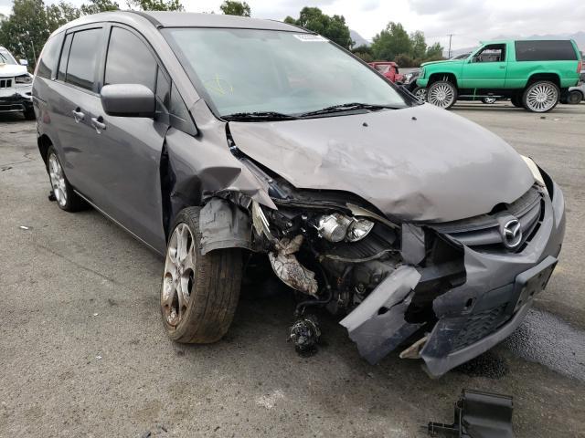 Mazda salvage cars for sale: 2010 Mazda 5