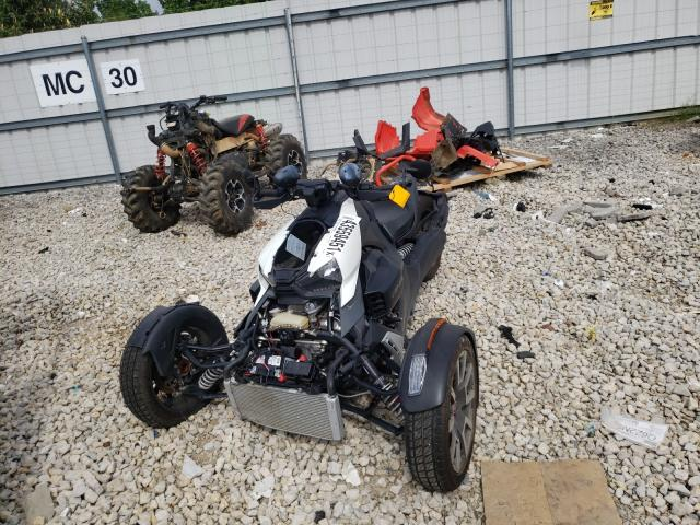 Can-Am salvage cars for sale: 2019 Can-Am Ryker Rall