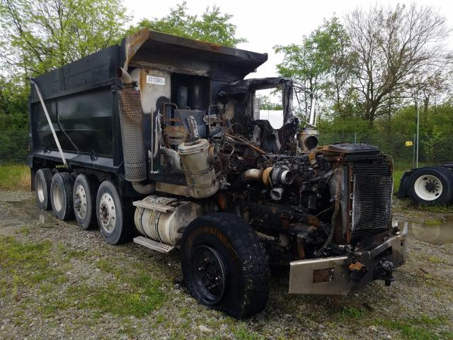 Salvage cars for sale from Copart Cicero, IN: 1999 Kenworth T800