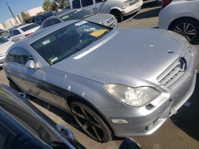 2007 Mercedes-Benz CLS 63 AMG en venta en Martinez, CA