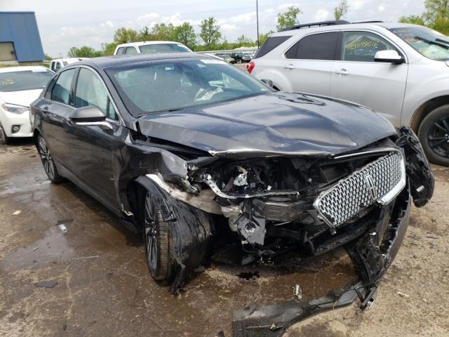 Lincoln Vehiculos salvage en venta: 2017 Lincoln MKZ Select