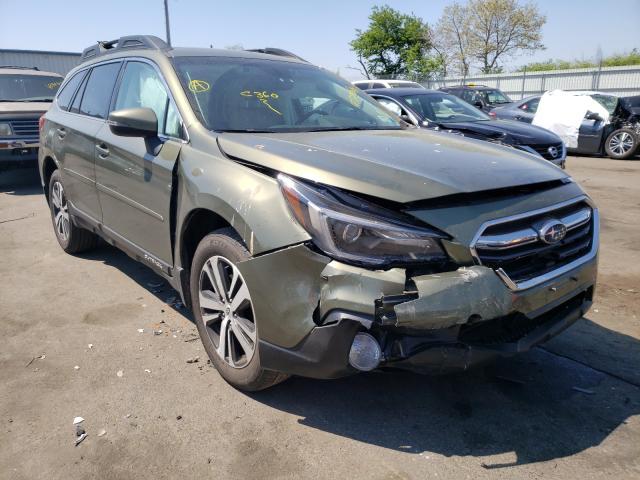 Subaru Vehiculos salvage en venta: 2018 Subaru Outback 2