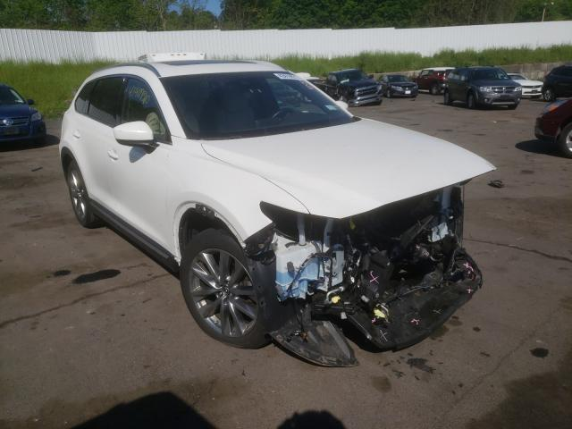Mazda Vehiculos salvage en venta: 2019 Mazda CX-9 Grand Touring