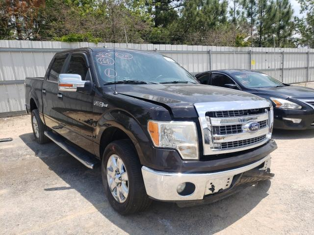 Salvage 2014 FORD F-150 - Small image. Lot 41098651