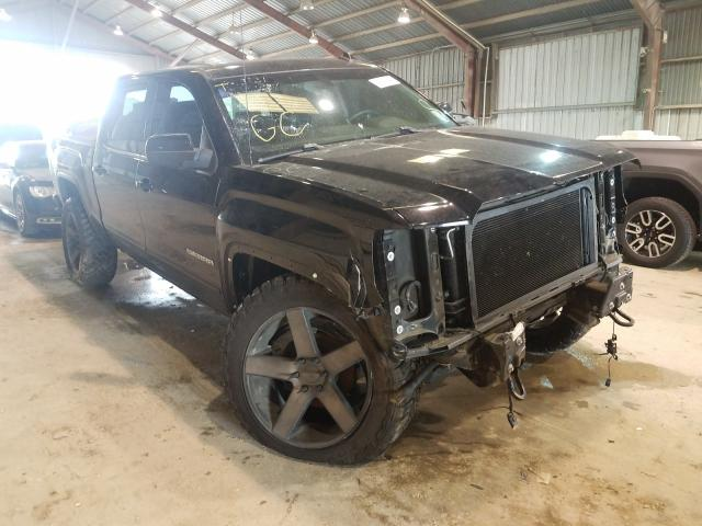 Salvage cars for sale from Copart Greenwell Springs, LA: 2014 GMC Sierra C15