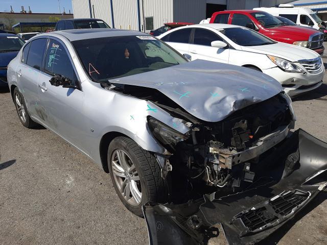 Infiniti Q40 salvage cars for sale: 2015 Infiniti Q40