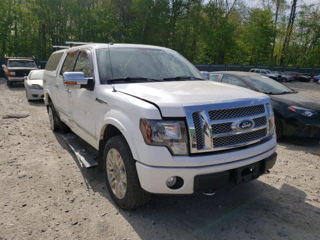 2010 Ford F150 Sprcb en venta en Candia, NH