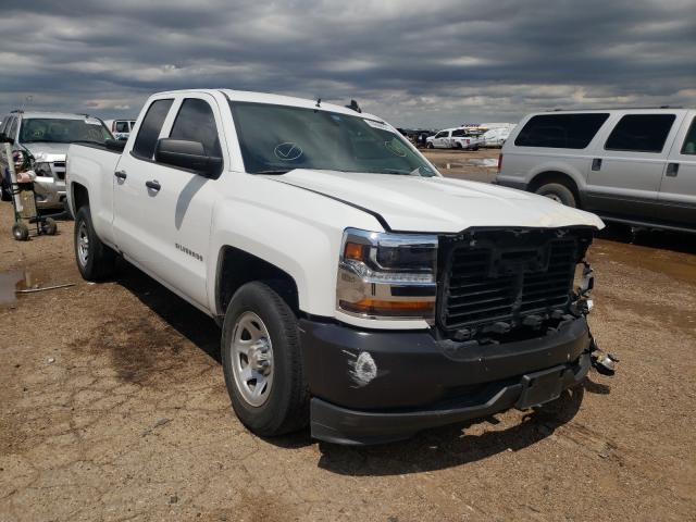 Salvage cars for sale from Copart Amarillo, TX: 2019 Chevrolet Silverado