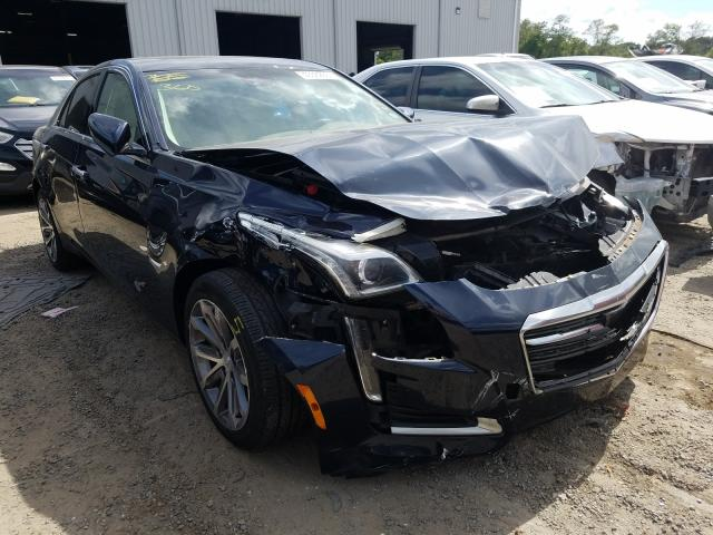 Salvage cars for sale from Copart Jacksonville, FL: 2016 Cadillac CTS Luxury