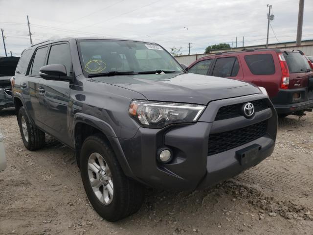 Vehiculos salvage en venta de Copart Haslet, TX: 2014 Toyota 4runner SR