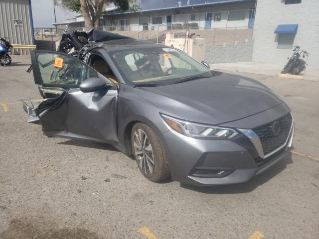 2021 Nissan Sentra SV for sale in Albuquerque, NM