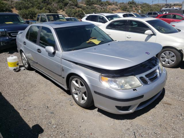 Salvage cars for sale from Copart Reno, NV: 2002 Saab 9-5 Aero