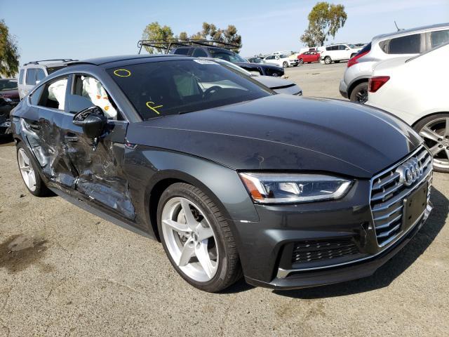 Audi Vehiculos salvage en venta: 2019 Audi A5 Premium