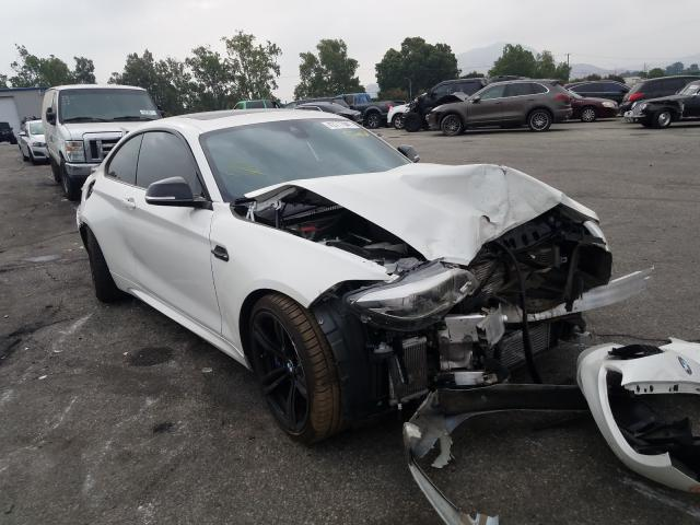 BMW M2 salvage cars for sale: 2018 BMW M2