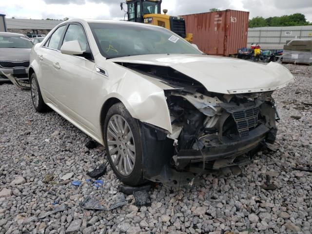 Salvage cars for sale from Copart Hueytown, AL: 2012 Cadillac CTS Premium