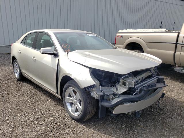 Vehiculos salvage en venta de Copart Rocky View County, AB: 2016 Chevrolet Malibu Limited