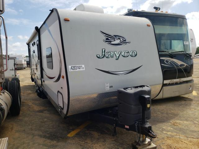 Salvage cars for sale from Copart Theodore, AL: 2015 Jayco JAY Flight