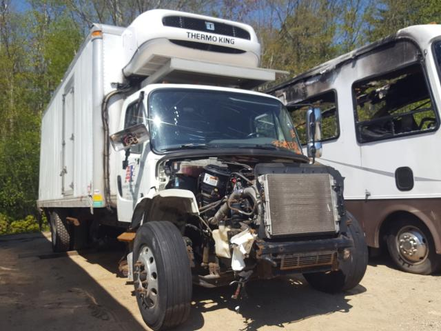 Salvage cars for sale from Copart Lyman, ME: 2016 Freightliner M2 106 MED
