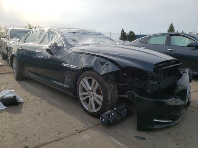 Vehiculos salvage en venta de Copart Woodhaven, MI: 2011 Jaguar XJL