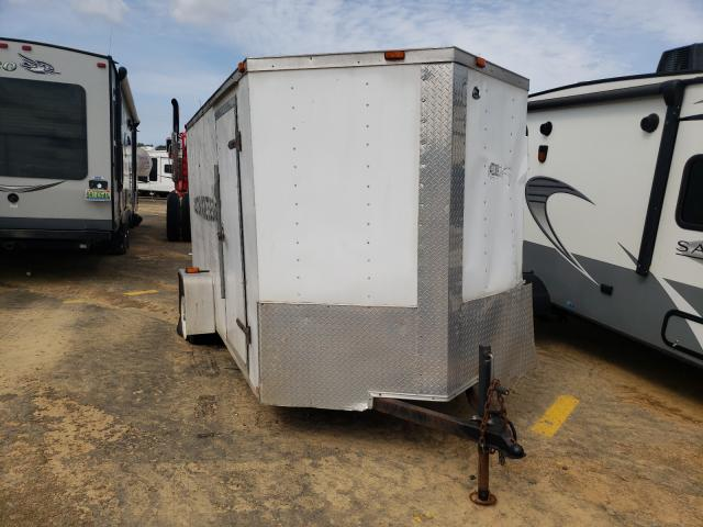 Trail King salvage cars for sale: 2007 Trail King Utility