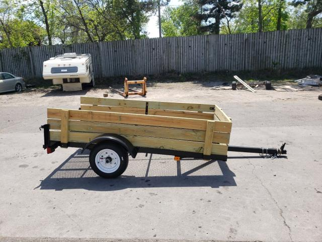 Trail King salvage cars for sale: 2021 Trail King Trailer