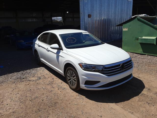 Salvage cars for sale from Copart Phoenix, AZ: 2021 Volkswagen Jetta S