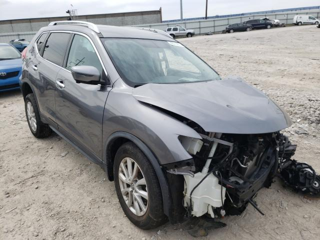 Salvage cars for sale from Copart Columbus, OH: 2017 Nissan Rogue S