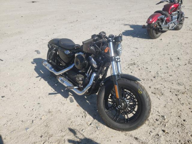 Salvage motorcycles for sale at Candia, NH auction: 2021 Harley-Davidson XL1200 X
