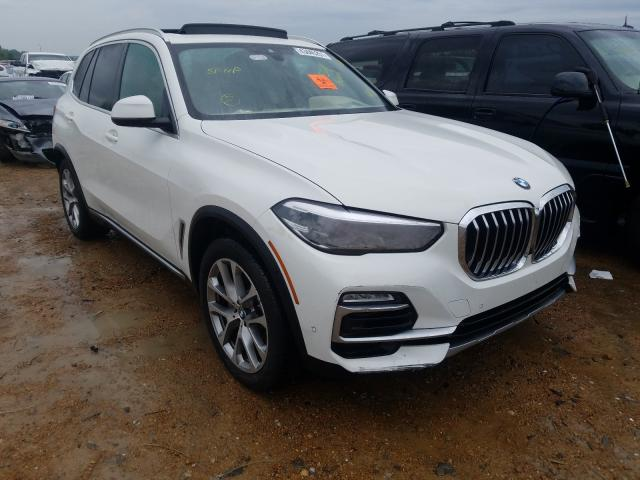 Salvage cars for sale from Copart Bridgeton, MO: 2020 BMW X5 XDRIVE4