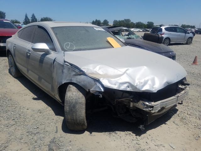 Salvage cars for sale at Sacramento, CA auction: 2013 Audi A7 Premium