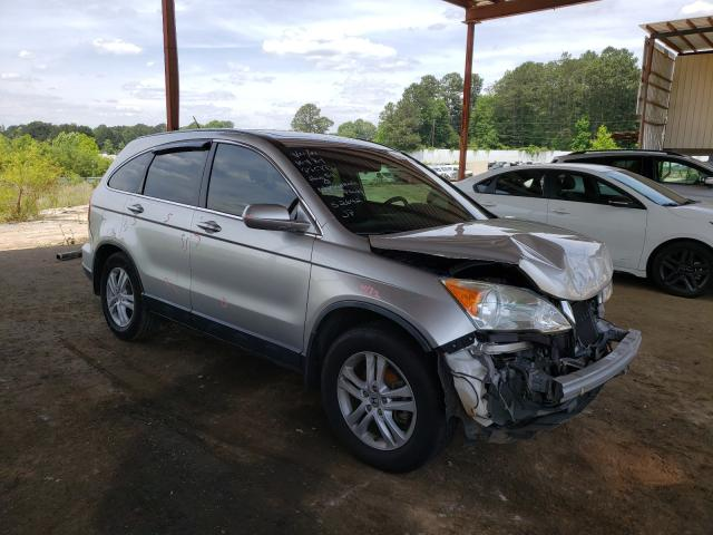 Salvage cars for sale from Copart Fairburn, GA: 2011 Honda CR-V EXL