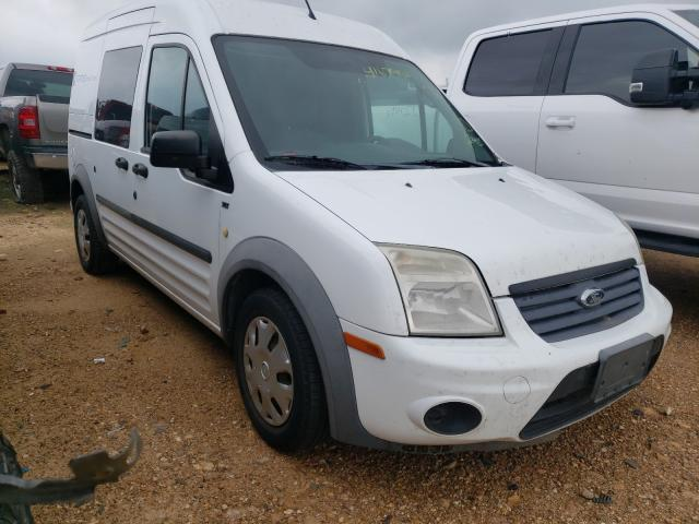 Salvage cars for sale from Copart San Antonio, TX: 2012 Ford Transit CO