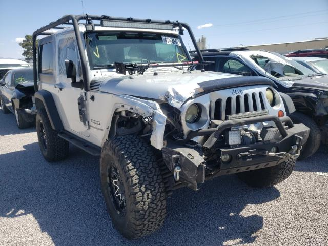 Salvage cars for sale from Copart Anthony, TX: 2012 Jeep Wrangler S