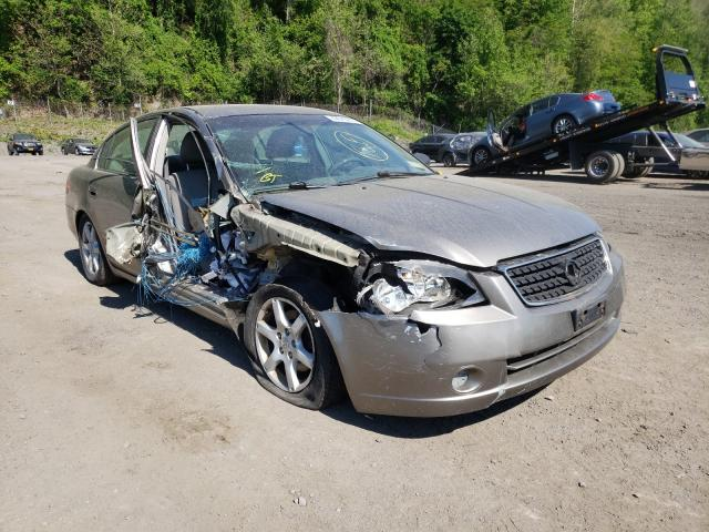 Salvage cars for sale from Copart Albany, NY: 2005 Nissan Altima S