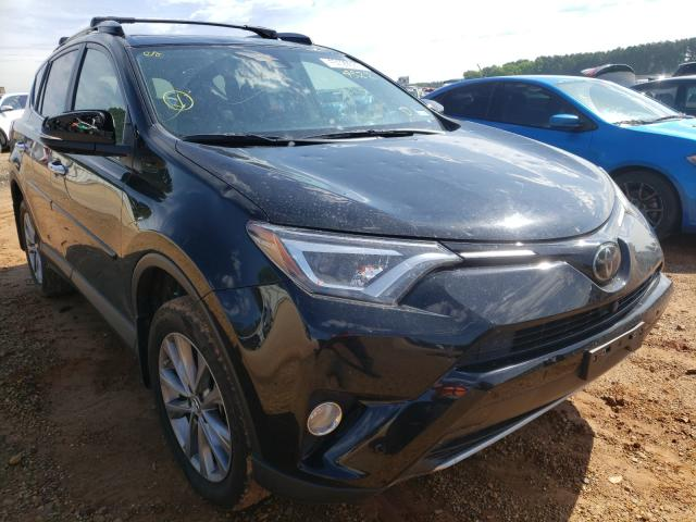 Salvage cars for sale from Copart Longview, TX: 2017 Toyota Rav4 Limited