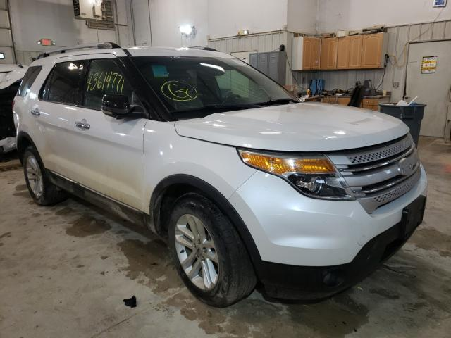 Salvage cars for sale from Copart Columbia, MO: 2011 Ford Explorer X
