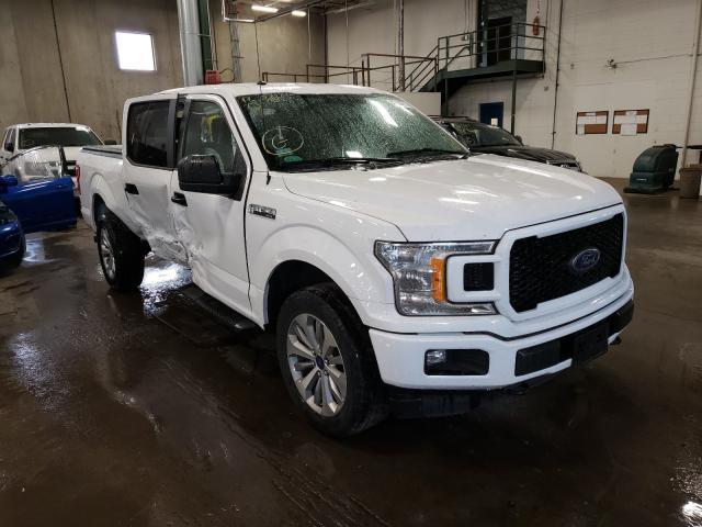 2018 Ford F150 en venta en Blaine, MN