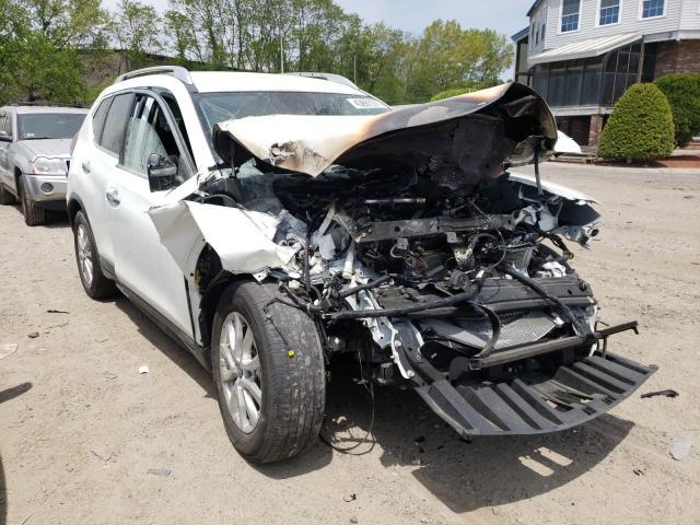 Vehiculos salvage en venta de Copart North Billerica, MA: 2019 Nissan Rogue S