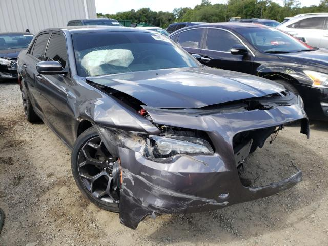 Salvage cars for sale from Copart Jacksonville, FL: 2019 Chrysler 300 S