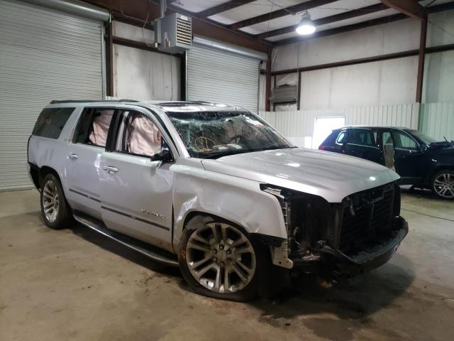 Salvage cars for sale from Copart Lufkin, TX: 2017 GMC Yukon XL C