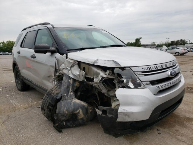 Salvage 2013 FORD EXPLORER - Small image. Lot 43266591
