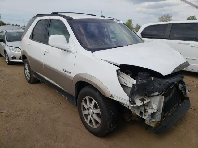 Salvage cars for sale from Copart Columbia Station, OH: 2003 Buick Rendezvous