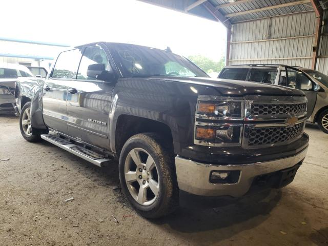 Salvage cars for sale from Copart Greenwell Springs, LA: 2015 Chevrolet Silverado