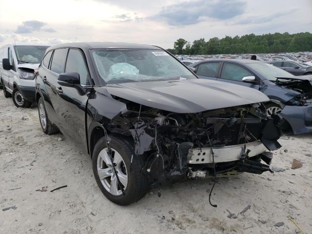 Vehiculos salvage en venta de Copart Loganville, GA: 2020 Toyota Highlander