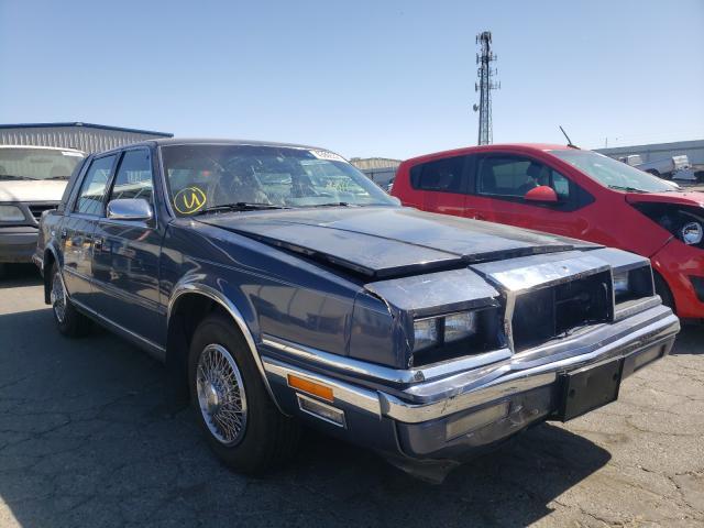 Chrysler salvage cars for sale: 1988 Chrysler New Yorker