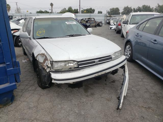 Salvage cars for sale from Copart Colton, CA: 1992 Honda Accord LX