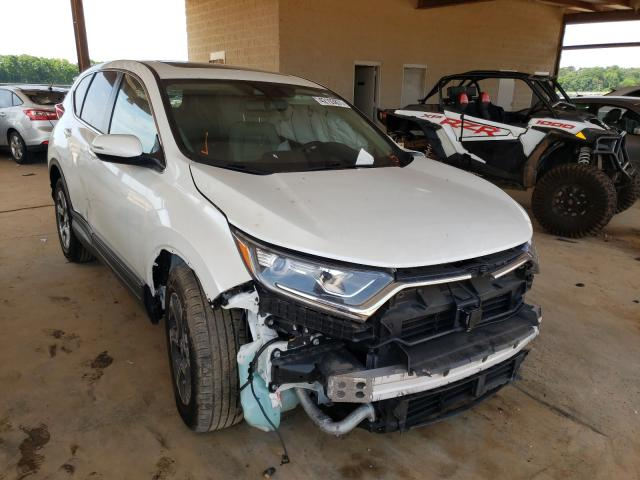 Honda Vehiculos salvage en venta: 2018 Honda CR-V EXL